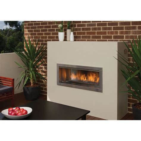 Regency Fireplaces Canada - regency hzo42 outdoor gas fireplace from mr stoves brisbane