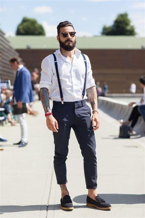 smart suspenders  gift  boyfriend godfather style
