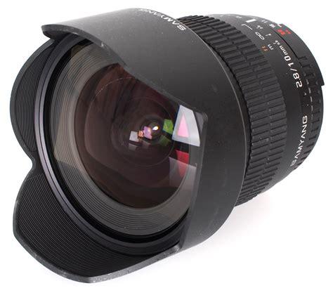 and lens reviews samyang 10mm f 2 8 ed as ncs cs lens review