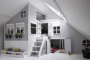 Cabane Chambre Enfant : une cabane pour les enfants studiolamaison ~ Teatrodelosmanantiales.com Idées de Décoration