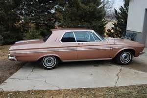 1963 Plymouth Sport Fury