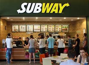 Subway - Fast Food Cost