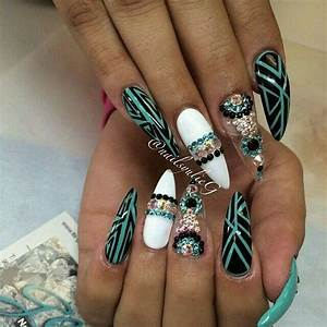 37 best stiletto nail designs images on Pinterest ...