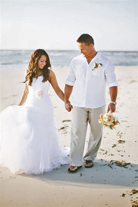 24 Mens Wedding Attire For Beach Celebration Beach