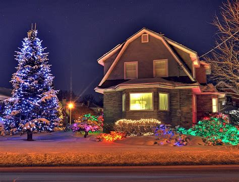 outdoor christmas decorating ideas pictures wallpapers