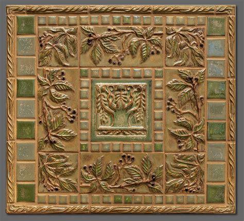 Terra Firma, Ltd. Handmade Arts and Crafts Tile   Concepts