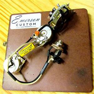 Emerson Custom T4 Volume 4