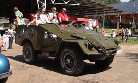 What Is This? (armored Car From Wg Video)
