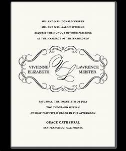 christian wedding invitations templates invitetown i said With samples of christian wedding invitations