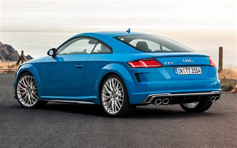 Audi Tts Coupe Wallpapers by 2018 Audi Tts Coupe Wallpapers And Hd Images Car Pixel