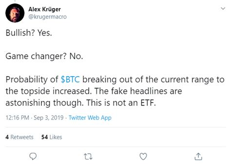 Etfs bring price competition to markets, just as they did for gold, he said, as well as transparency, tax reporting and more efficiency in trading. VanEck's Quasi Bitcoin ETF Not a Game Changer: Economist
