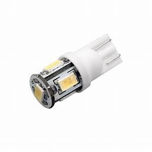 Ampoule Led Voiture : ampoule t10 w5w a 5 led smd 5630 12v pour voiture et moto komposantselectronik ~ Medecine-chirurgie-esthetiques.com Avis de Voitures