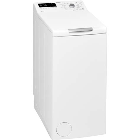 lave linge top posable whirlpool awe 9999gg