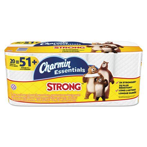 pgc96896 charmin essentials strong bathroom tissue zuma