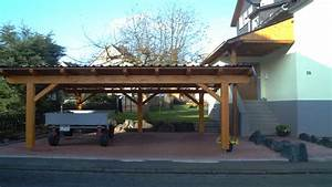 Building A Flat Roof Carport Picture For Flat Roof Double