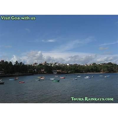 Tourist Attraction India: Best Dona Paula Beach Goa