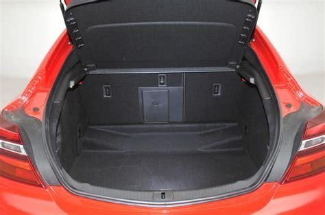 vauxhall insignia trunk vauxhall insignia 2009 2017 interior autocar