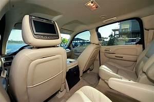 2008 Cadillac Escalade - Interior Pictures
