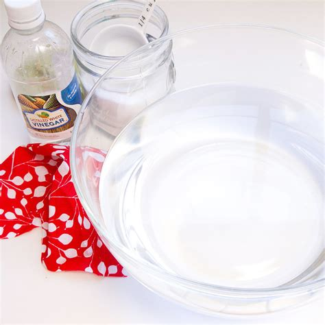 does vinegar clothes how to set fabric dye in clothes popsugar smart living