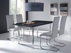 Chaise cuisine design pas cher simple chaises design pour for Salle À manger contemporaineavec chaise de cuisine design pas cher