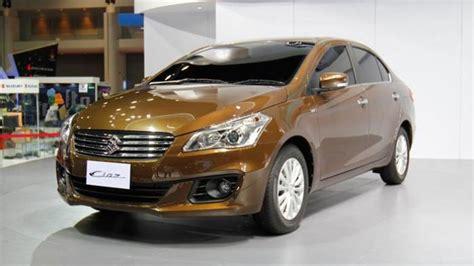 Modifikasi Suzuki Ciaz by Mobil Sedan Terbaru Suzuki Ciaz Masuk Indonesia