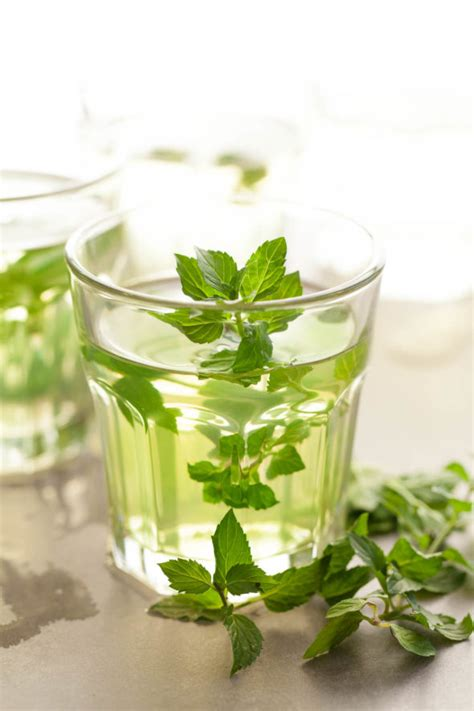 how to make fresh tea how to make fresh mint tea gourmande in the kitchen