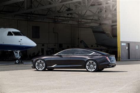 Cadillac Escala Concept First Look