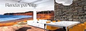 Render Di Villa 3d