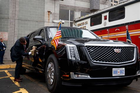 For Limo by The New Presidential Limo Is Loaded With Safety Features