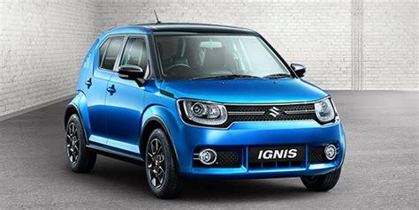 Suzuki Ignis Hd Picture by E Brochure Nexa Experience