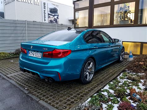 M5 Colors by These Colors Should Be Available On The F90 Bmw M5 To