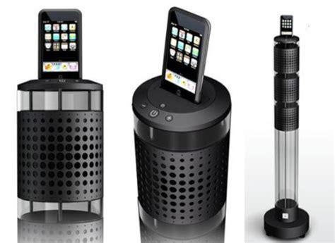 Ipod Speaker System By Jeanmichel Jarre's Has Le Style