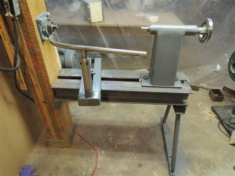 wood lathe  bushmaster  lumberjockscom woodworking