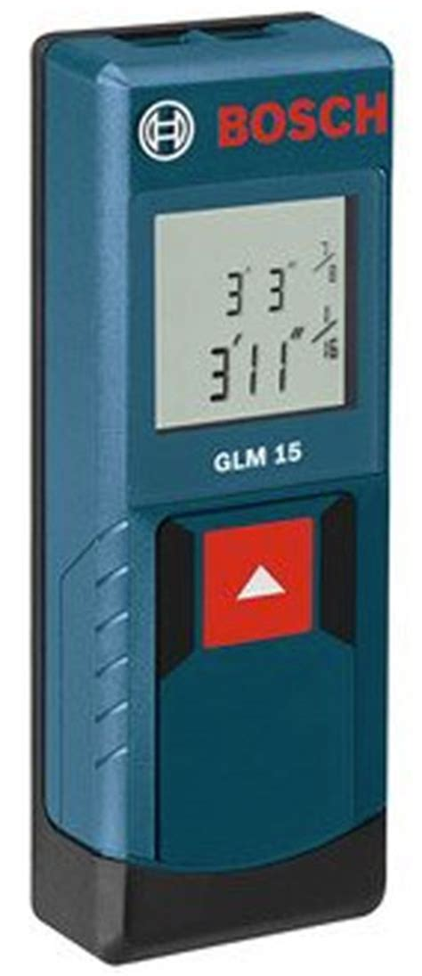 bosch glm  super compact laser distance measurement tool