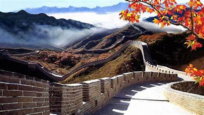 China Wall Wallpapers Chinese Background Desktop Backgrounds