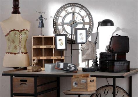 deco bureau industriel idée pour une décoration bureau style industriel