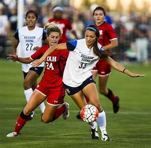 BYU women's soccer team beats Utah 2-0 in first Cougar ...
