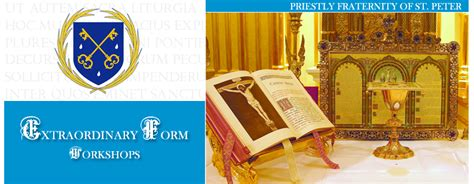 priest training priestly fraternity st peter