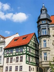 Häuser In Deutschland : h user auf marktplatz in eisenach deutschland redaktionelles bild bild von stadt l nder ~ Eleganceandgraceweddings.com Haus und Dekorationen
