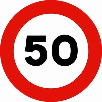 Signal Svg Traffic R301 Spain Pixels Numbers