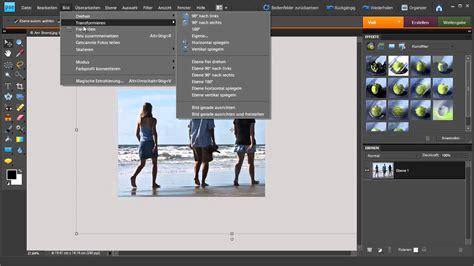 photoshop elements freistellen ohne bildteile ganz zu