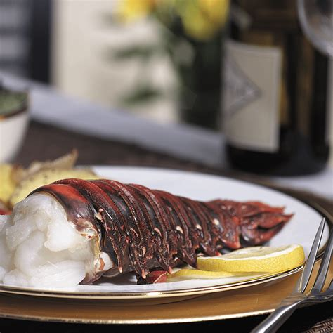 Maine lobster tails dripping with butter. Buy Australian Lobster Tails Mail Order Online
