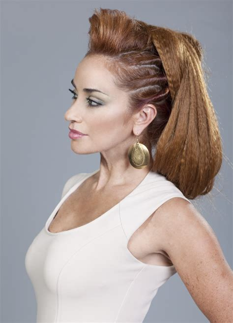 With Hairstyles by Upstyle With Ancient Inspiration For Crimped Hair