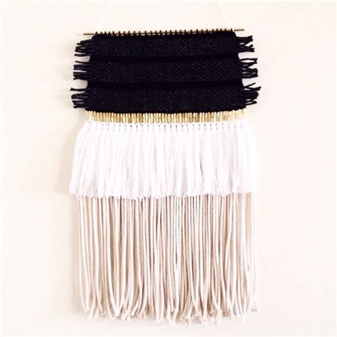 chic woven wall hangings mother