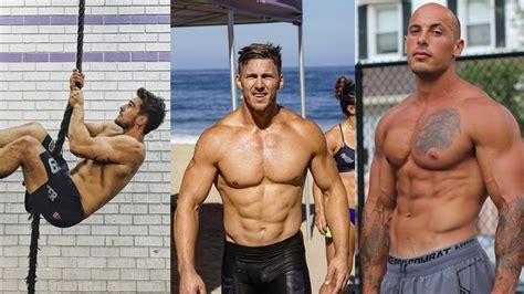 hunks  instagram hottest male crossfit athletes
