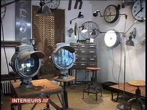 Ideas for an industrial furnitures home decoration - YouTube