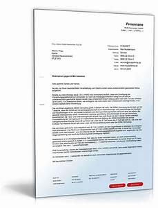 Gründe Für Fristlose Kündigung Mieter : fristlose k ndigung einer lizenzvereinbarung vorlage zum ~ Lizthompson.info Haus und Dekorationen