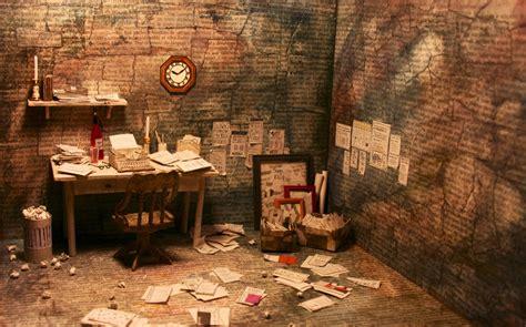 le bureau chelles coolminiornot le bureau de l 39 écrivain anonyme by gandalf95
