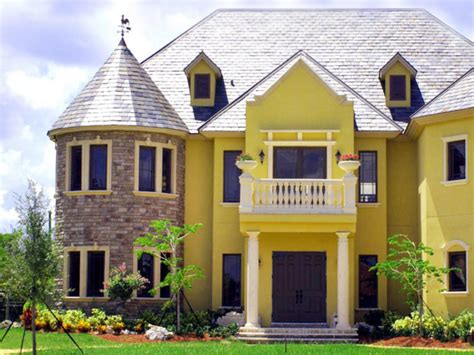 Exterior Painting : How To Paint The Exterior Of A House
