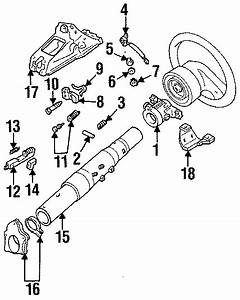 Lincoln Town Car Ignition Lock Assembly